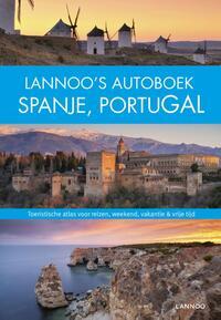 Lannoo's Autoboek - Spanje en Portugal-Christelle Bogaert