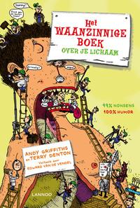 Het waanzinnige boek over je lichaam-Andy Griffiths & Terry Denton