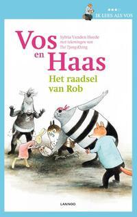 Ik leer lezen met Vos en Haas - Het raadsel van Rob-Sylvia Vanden Heede, Thé Tjong Khing