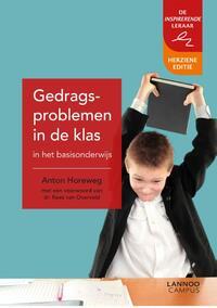 Gedragsproblemen in de klas in het basisonderwijs-Anton Horeweg