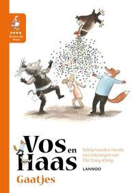 Ik leer lezen met Vos en Haas - Gaatjes-Sylvia Vanden Heede, Thé Tjong Khing
