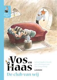 Ik leer lezen met Vos en Haas - De club van wij-Sylvia Vanden Heede, Thé Tjong Khing