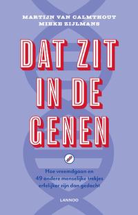 Dat zit in de genen-Martijn van Calmthout, Mieke Zijlmans-eBook