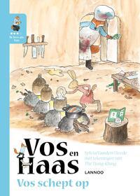 Ik leer lezen met Vos en Haas -Vos schept op-Sylvia Vanden Heede