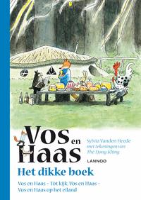 Het dikke boek van Vos en Haas-Sylvia Vanden Heede, Thé Tjong Khing