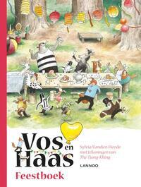 Vos en Haas Feestboek-Sylvia Vanden Heede, Thé Tjong Khing