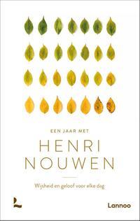 Een jaar met Henri Nouwen-Henri Nouwen