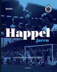 De Happel jaren-Wim Degrave-eBook