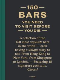 150 Bars You Have To Visit Before You Die-Jurgen Lijcops-eBook
