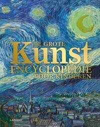 De grote kunstencyclopedie voor kinderen-