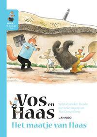 Ik leer lezen met Vos en Haas - Het maatje van Haas-Sylvia Vanden Heede, Thé Tjong Khing