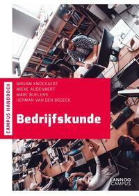 Handboek Bedrijfskunde-Herman van den Broeck, Marc Buelens, Mieke Audenaert, Mirjam Knockaert