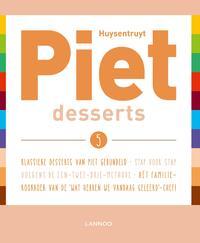Desserts-Piet Huysentruyt