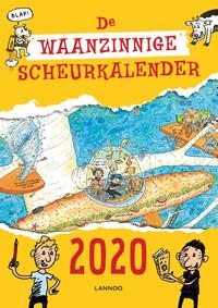 De waanzinnige scheurkalender 2020-Andy Griffiths, Terry Denton
