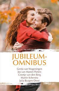 Jubileumomnibus 140-Gerda van Wageningen, Greetje van den Berg, Jos Manen van Pieters, Julia Burgers-Drost, Martin Scherstra