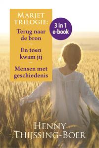 Marjet trilogie e-bundel (3 eBooks)-Henny Thijssing-Boer-eBook