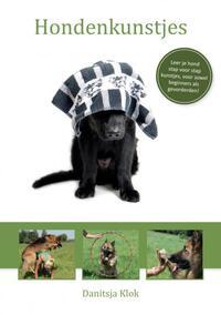Hondenkunstjes-Danitsja Klok