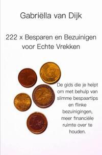 222 x Besparen en bezuinigen voor echte vrekken-Gabriella van Dijk-eBook