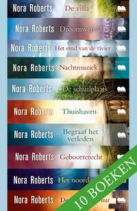 Nora Roberts 10-in-1-bundel-Nora Roberts-eBook