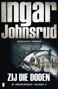 Zij die doden-Ingar Johnsrud-eBook