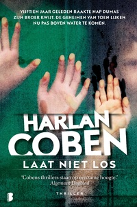 Laat niet los-Harlan Coben-eBook