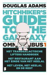 The hitchhiker's Guide to the Galaxy - omnibus 1-Douglas Adams-eBook