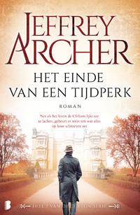 Het einde van een tijdperk-Jeffrey Archer-eBook