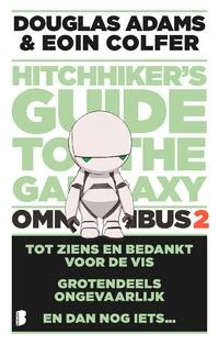 Hitchhiker's Guide to the Galaxy - omnibus 2-Douglas Adams, Eoin Colfer-eBook