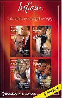 Intiem : Intiem e-bundel nummers 2096-2099-Andrea Laurence, Catherine Mann, Day Leclaire, Raeanne Thayne-eBook