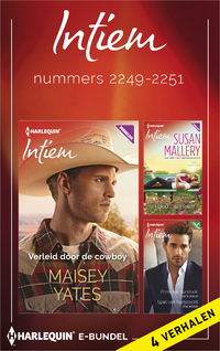 Intiem e-bundel nummers 2249-2251 (4-in-1)-Cat Schield, Joss Wood, Maisey Yates, Susan Mallery-eBook