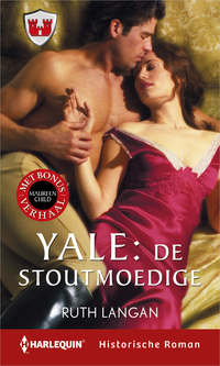 Yale: de stoutmoedige ; Jackson (2-in-1)-Maureen Child, Ruth Langan-eBook