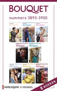 Bouquet e-bundel nummers 3893 - 3900-Cathy Williams, Dani Collins, Jennie Lucas, Maya Blake, Michelle Smart, Sara Craven, Susan Stephens, Tara Pammi-eBook