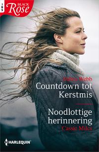 Countdown tot Kerstmis ; Noodlottige herinnering-Cassie Miles, Debra Webb-eBook