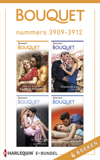 Bouquet e-bundel nummers 3909 - 3912-Andie Brock, Dani Collins, Sharon Kendrick, Susan Stephens-eBook