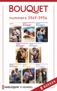 Bouquet e-bundel nummers 3949 - 3956-Caitlin Crews, Clare Connelly, Dani Collins, Helen Bianchin, Kate Hewitt, Maisey Yates, Michelle Smart, Miranda Lee-eBook