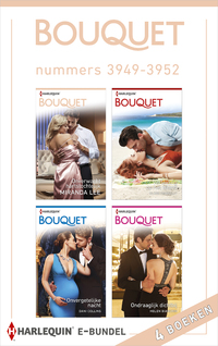 Bouquet nummers 3949 - 3952-Clare Connelly, Dani Collins, Helen Bianchin, Miranda Lee-eBook