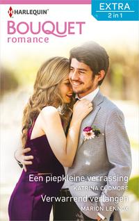 Een piepkleine verrassing ; Verwarrend verlangen-Katrina Cudmore, Marion Lennox-eBook