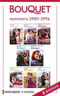 Bouquet e-bundel nummers 3989 - 3996-Andie Brock, Angela Bissell, Annie West, Cathy Williams, Jennie Lucas, Lucy Monroe, Michelle Conder, Michelle Smart-eBook