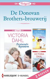 De Donovan Brothers-brouwerij-Victoria Dahl-eBook
