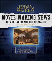 Fantastic Beasts and Where to Find Them: Movie-Making News-Jody Revenson