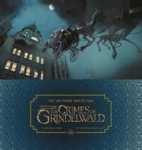 Het artwork van de film Fantastic Beasts - The Crimes of Grindelwald-Dermot Power