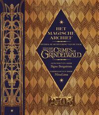 Fantastic Beasts: The Crimes of Grindelwald – Het Magische archief-Signe Bergstrom