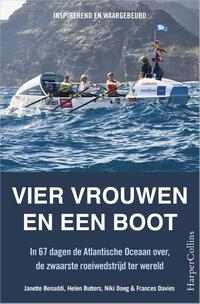 Vier vrouwen en een boot-Frances Davies, Helen Butters, Janette Benaddi, Niki Doeg