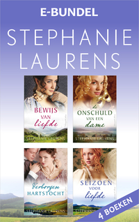 Stephanie Laurens e-bundel 4-in-1-Stephanie Laurens-eBook