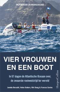 Vier vrouwen en een boot-Frances Davies, Helen Butters, Janette Benaddi, Niki Doeg-eBook