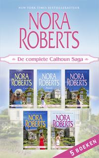 De complete Calhoun Saga-Nora Roberts-eBook