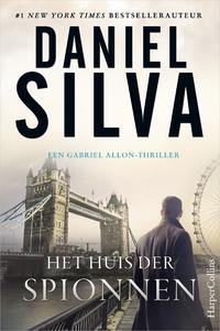 Het huis der spionnen-Daniel Silva-eBook