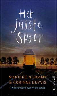 Het juiste spoor-Corinne Duyvis, Marieke Nijkamp-eBook