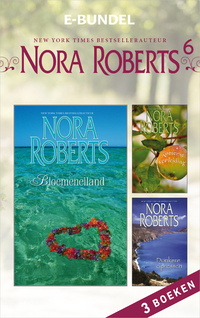 Nora Roberts e-bundel 6-Nora Roberts-eBook