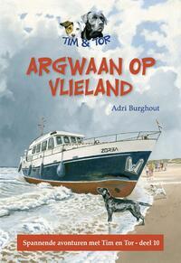 Argwaan op Vlieland-Adri Burghout-eBook